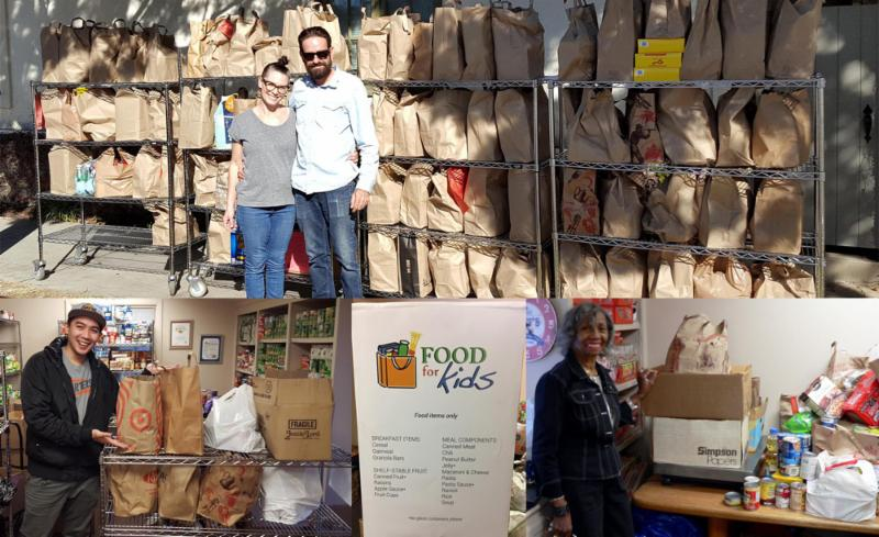 Food For Kids donations