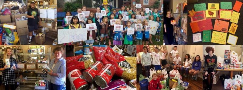 Food For Kids Donations November 2018