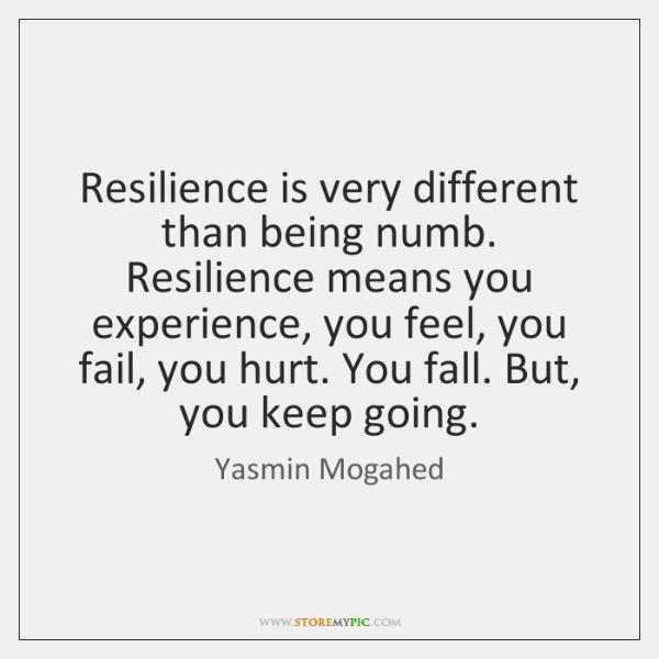 Yasmin Moganed Quote