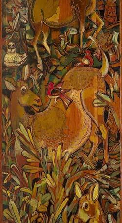 Edgar Miller Woodwork