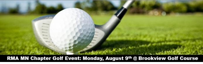 2021 Golf event banner