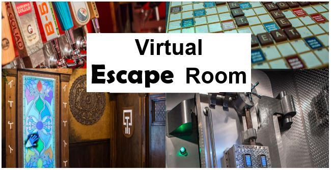 10-20 Escape Room