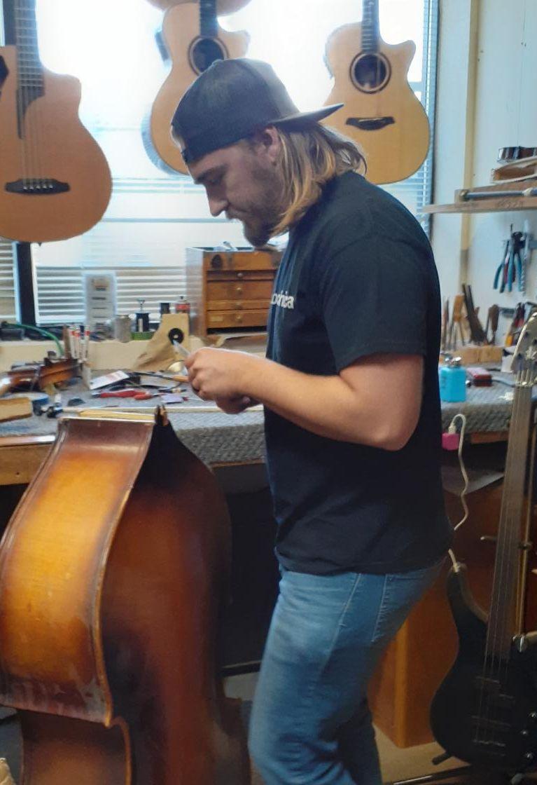 Stephen Bluebaugh Upright Bass
