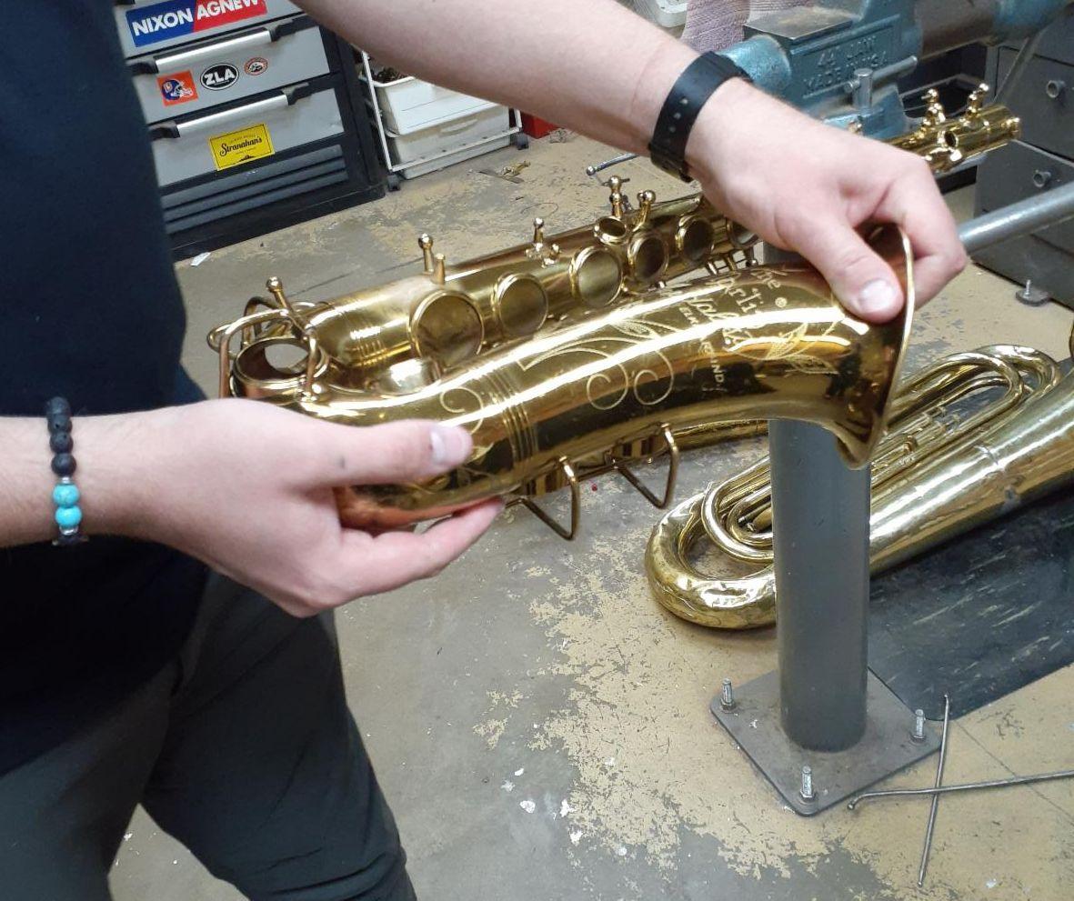 Kelton Brown Saxophone