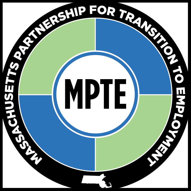The Massachusetts Partnership for Transition to Employment logo