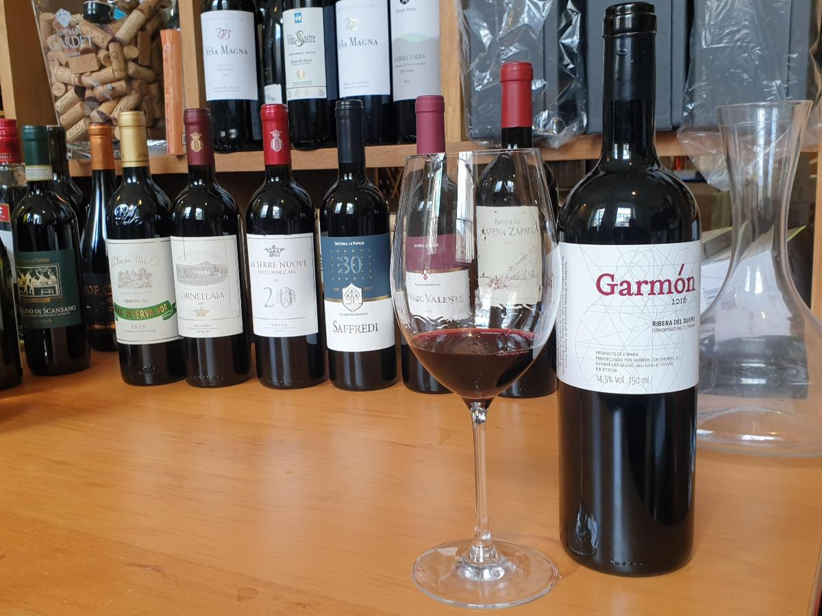 City Wine Collection-Garmon 2016