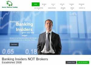 Secure Platform Funding Website
