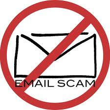 Blocked Funds Email Scam