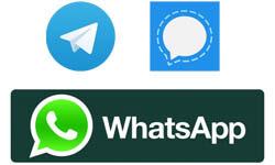Whatsapp, Telegram & Signal Support Available