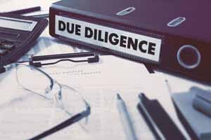 Financial Instrument Due Diligence Report