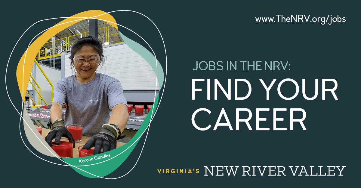 Jobs in the NRV_ Find Your Career