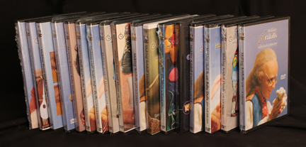 Complete DVD collection