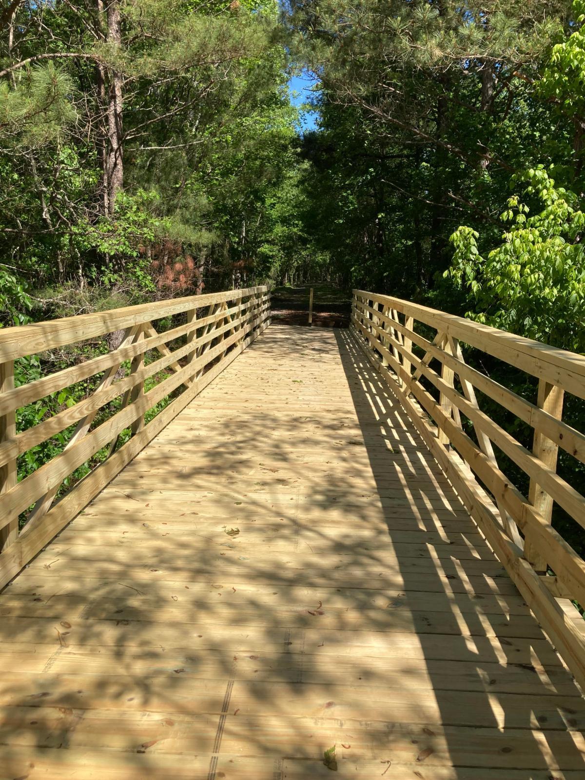 West bear creek bridge