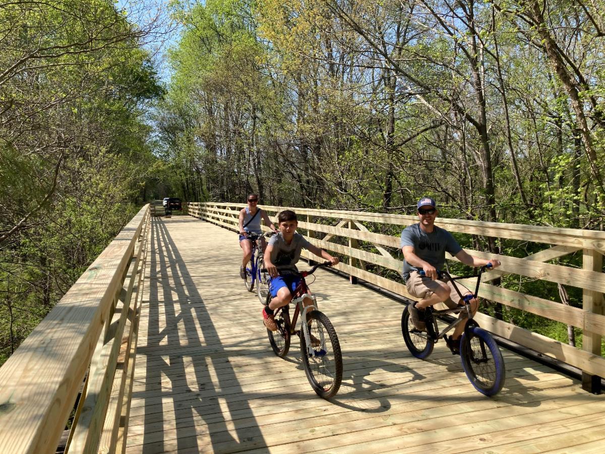 East Bear Creek bridge