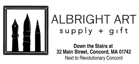 Albright Art supply + gift