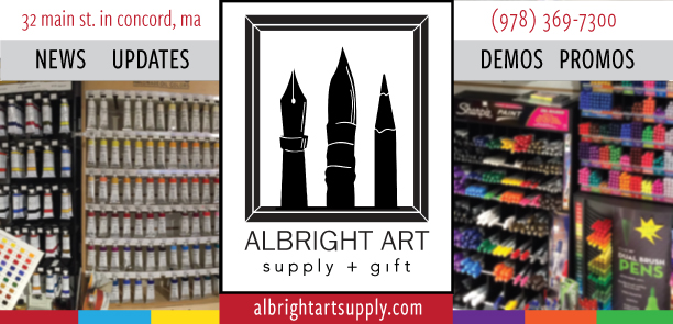 Albright Art supply + gift