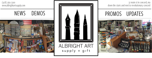 Albright Art Header