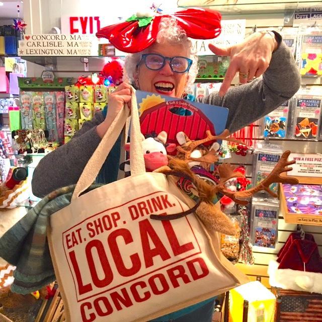 Concord Tote Bag