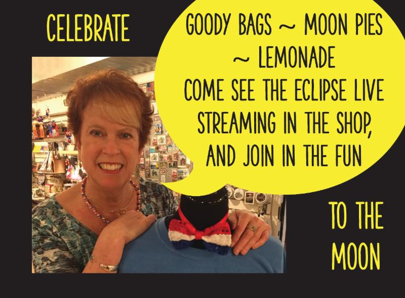come celebrate to the moon