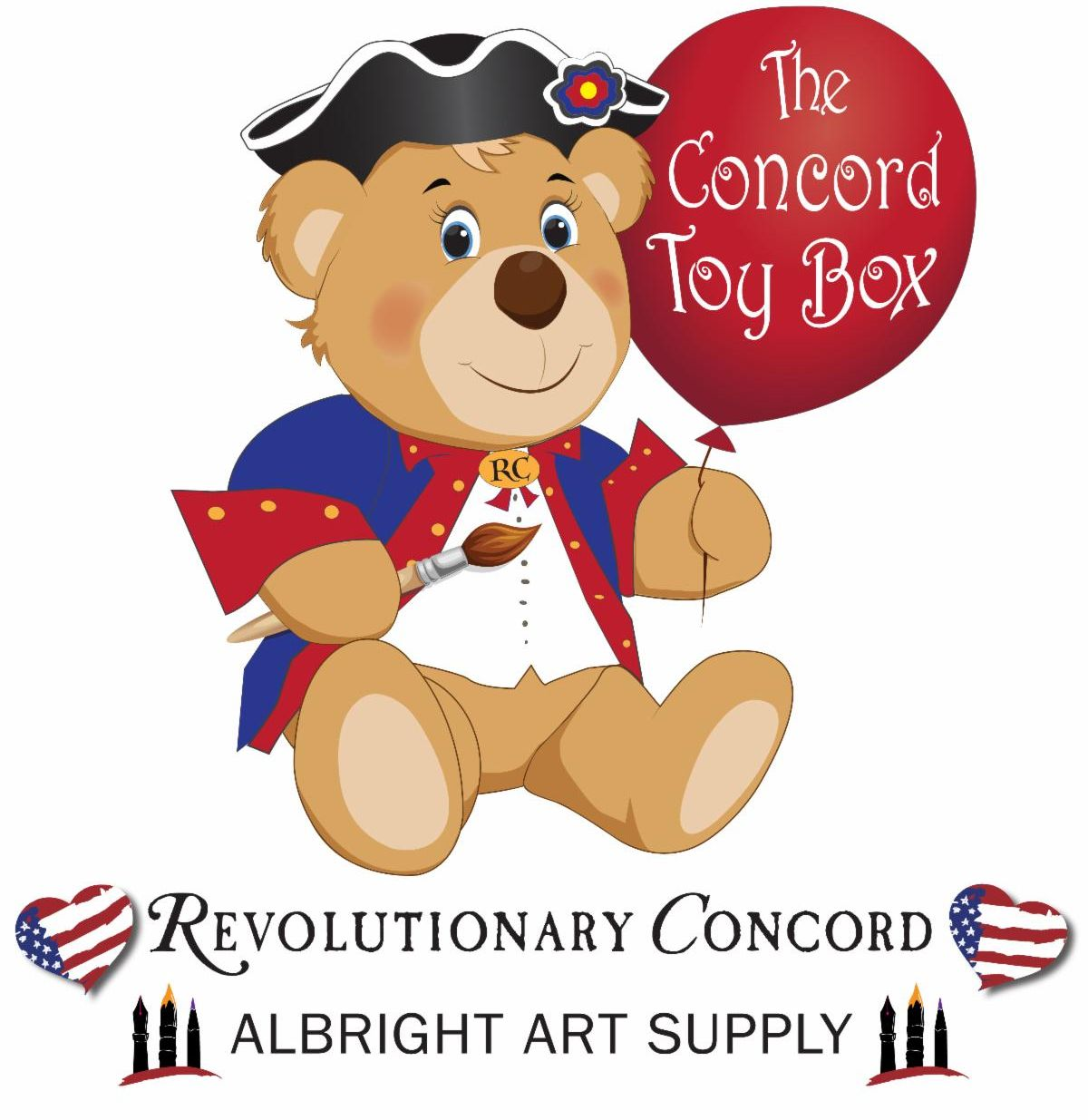 THE CONCORD TOY BOX