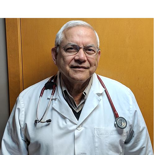 Dr. Manuel Rivera Headshot