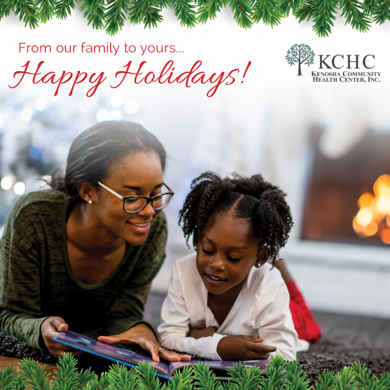 Happy Holidays from KCHC!