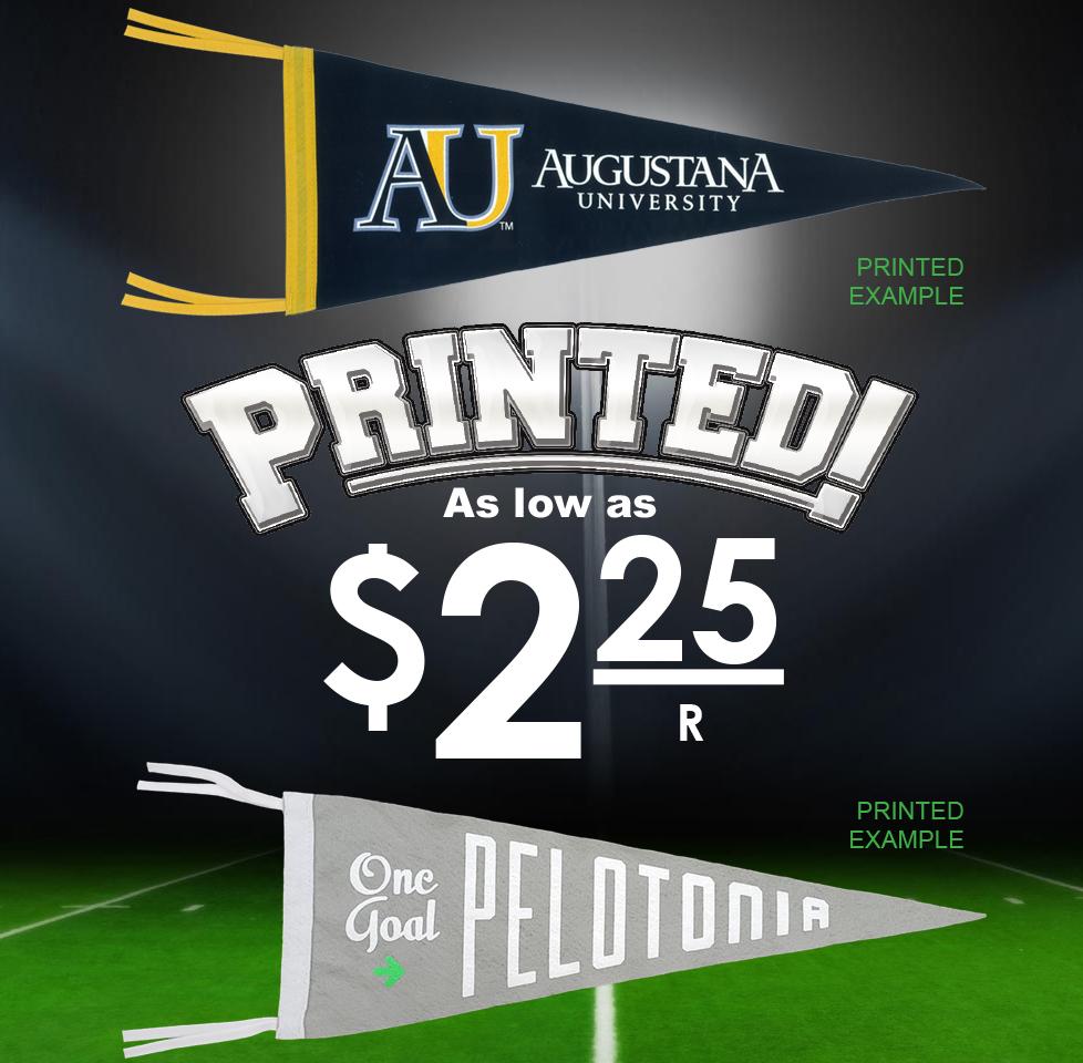 Printed as low as $2.25 (R)!