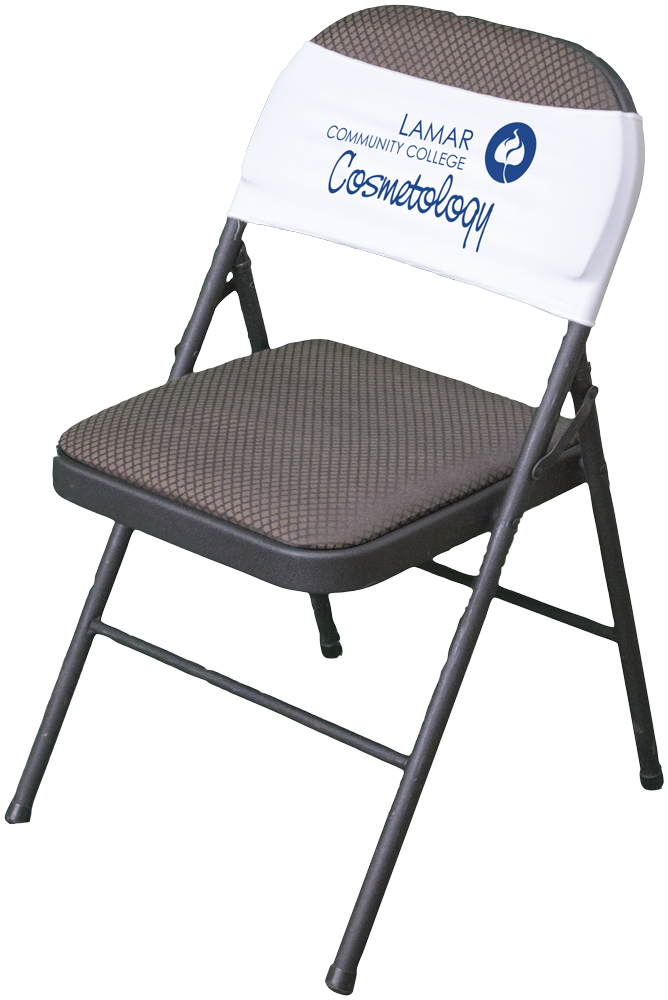 Printed Spandex Chair Cover image
