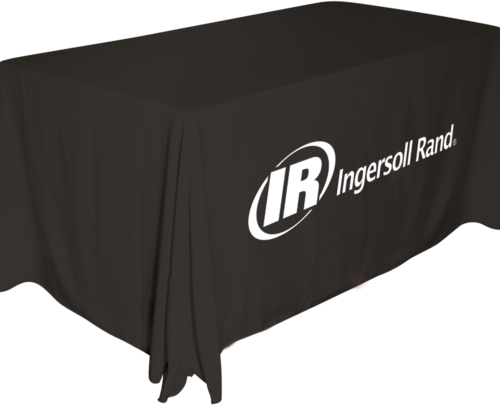 1-Color Printed Tablecloth