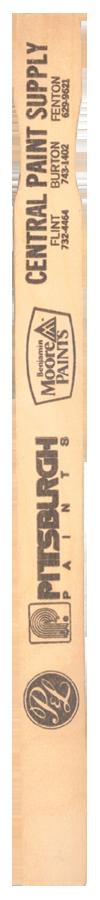 WA670 Hardwood Paint Paddle