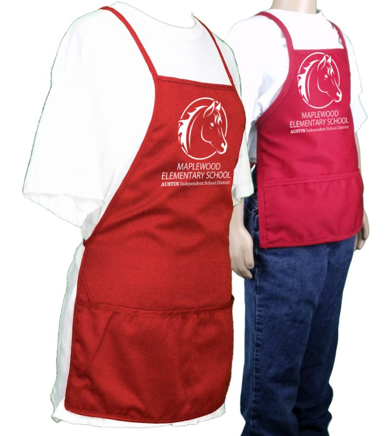 Deluxe Bib Aprons (Adult & Child)