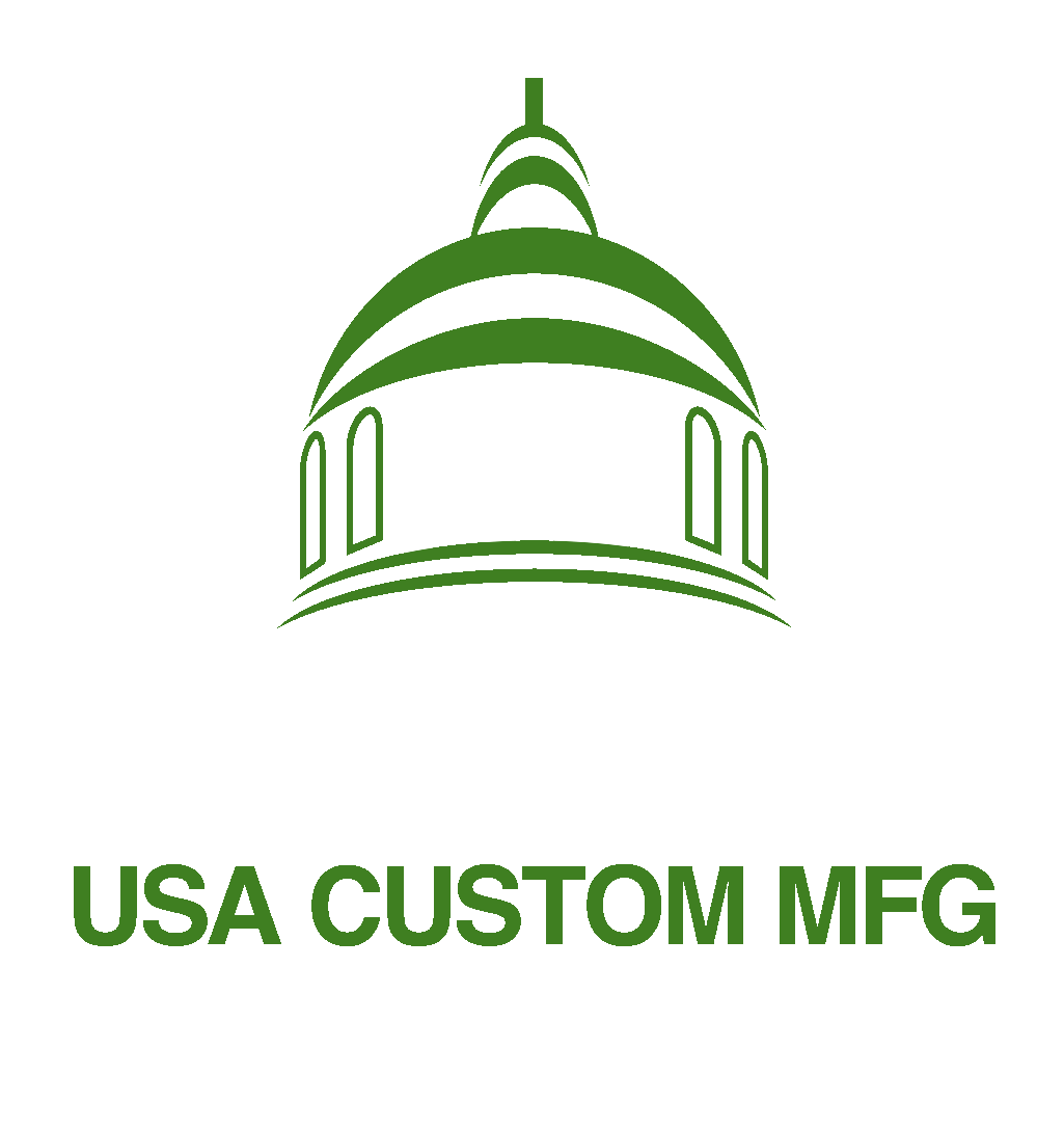 AdCapitol • USA Custom Manufacturing • Any Style • Any Color • Any Size