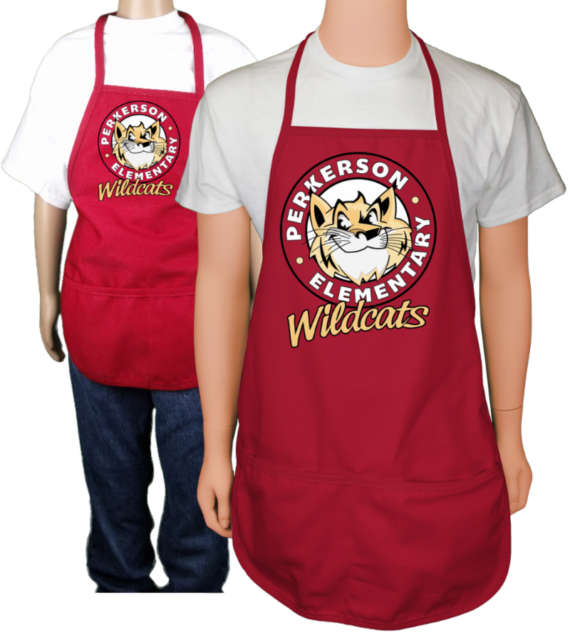 Deluxe BBQ Apron (Adult & Child)