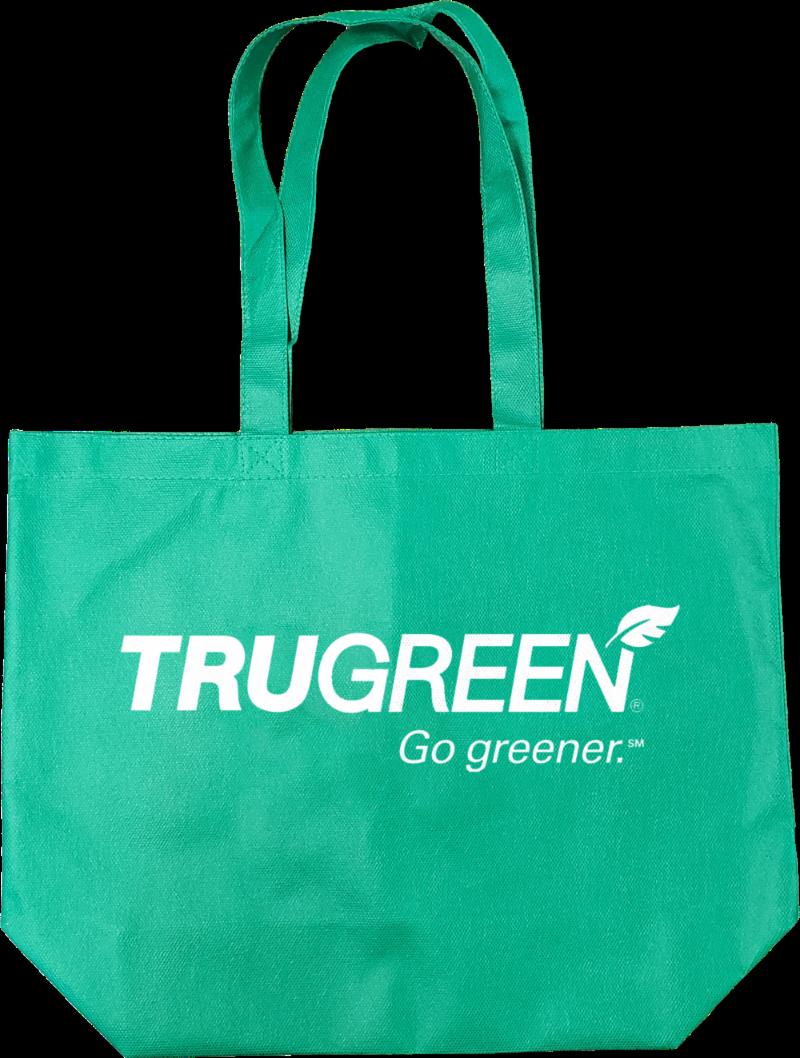 TB683 Green Non-Woven Tote Bag