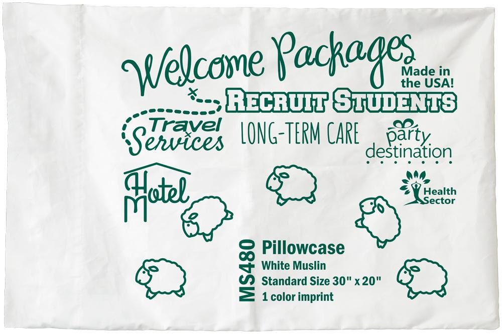 MS480 Pillowcase Sample