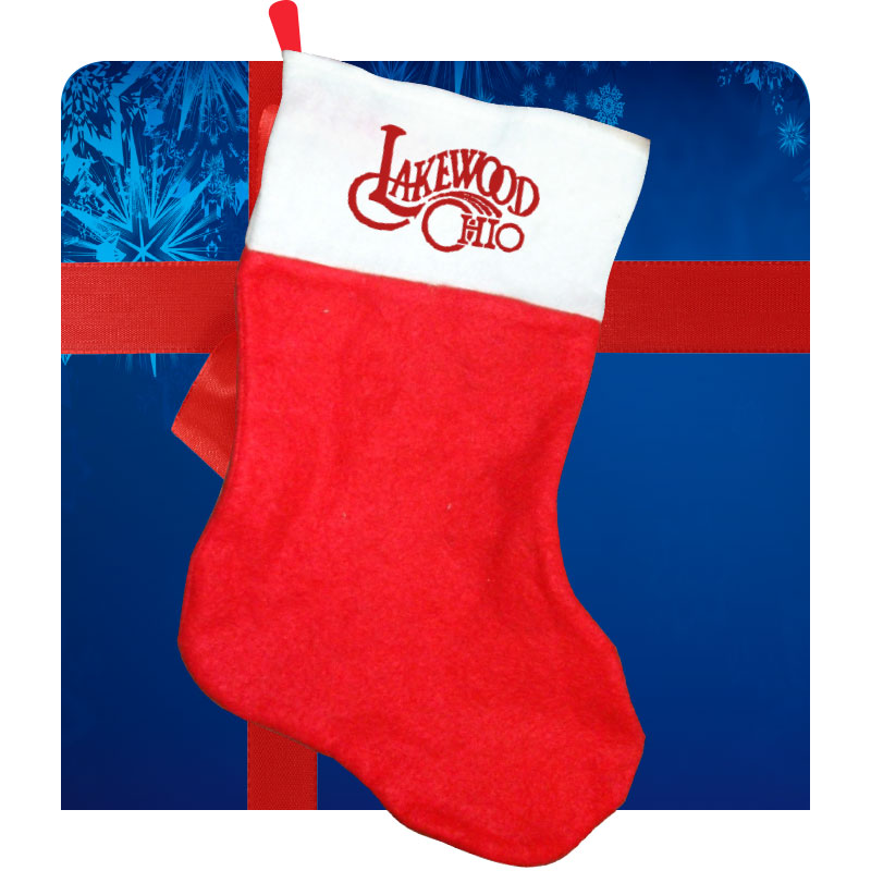 MS600 Import Santa Stocking