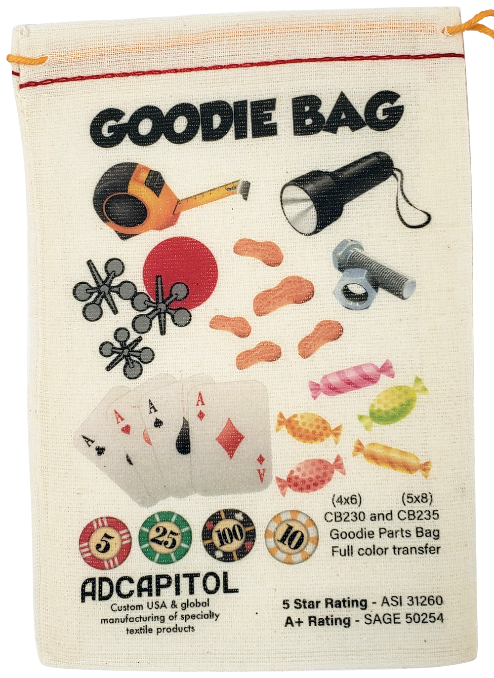 CB235 Large Goodie Bag image