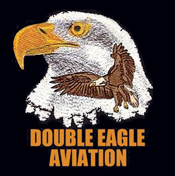 Double Eagle Aviation logo
