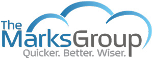 The Marks Group logo