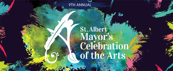 St. Albert Mayor's Celebration of the Arts