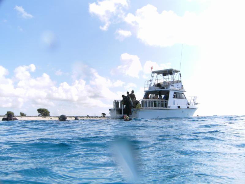 Bonaire Boat