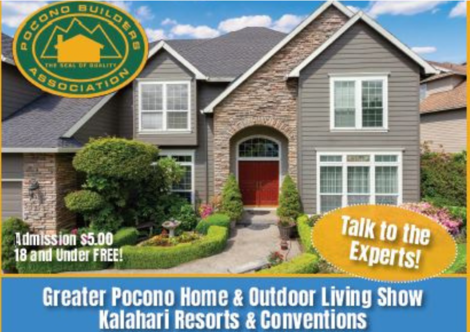 Greater Pocono Home and Living Show 2021