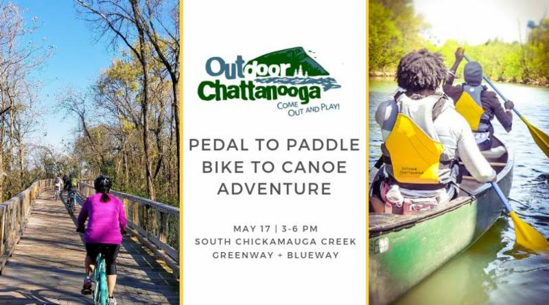 Pedal to Paddle Promo