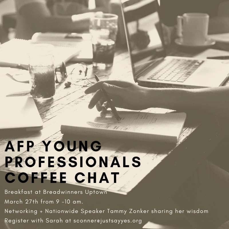 YP Coffee Chat March 27 2019