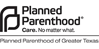Planned Parenthood Greater TX logo