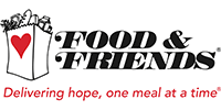 Food and Friends logo