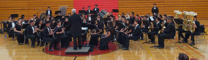 Capuchino_s Symphonic Band Performs