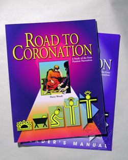 Road to Coronation materials