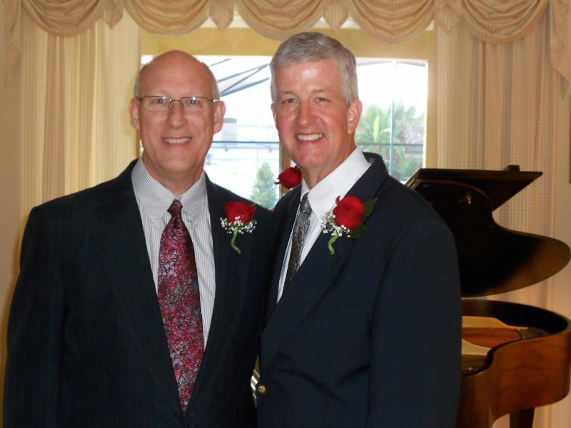 Steve Fessler and Randy Lord photo