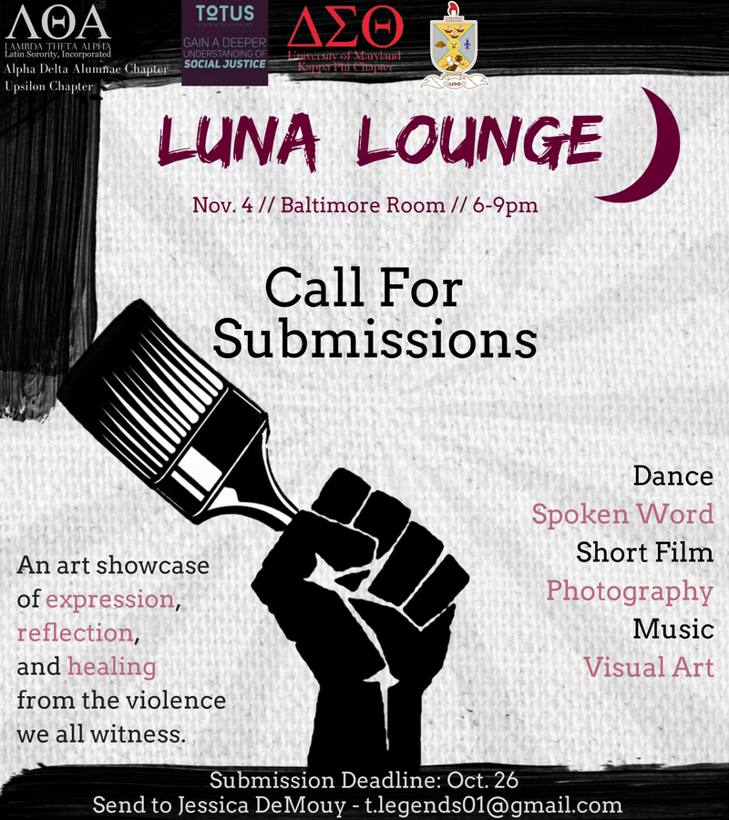 Luna Lounge Art Showcase